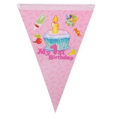 1 ojo gimtadienio girlianda 3