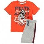 Berniukiškas 2 d. komplektas Piratas