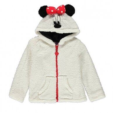 Mergaitiškas džemperis Minnie Mouse