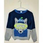 Berniukiškas megztinis
