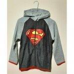 Berniukiškas šiltas džemperis Supermenas