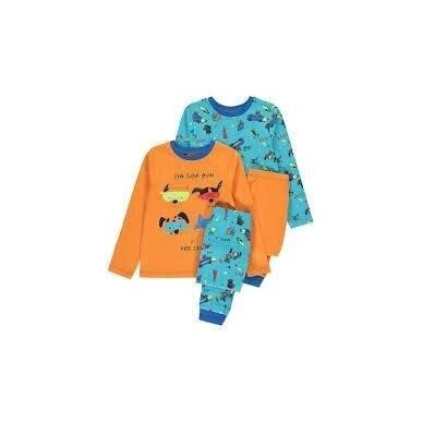 Berniukiška pižama, 2 vnt.