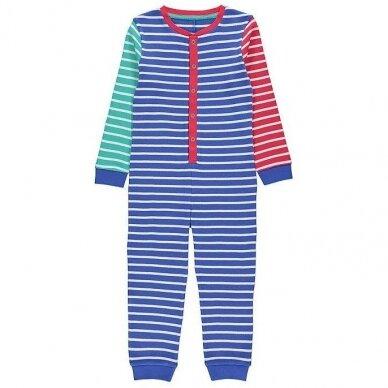 Berniukiška vientisa pižama, 2 vnt. 2