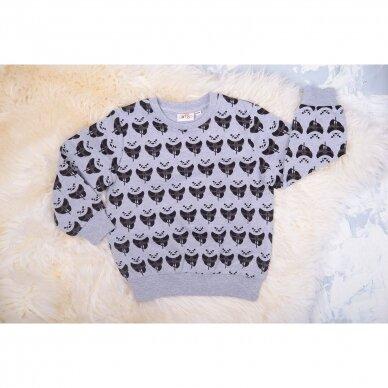 """Berniukiškas džemperis """"Panda"""""""