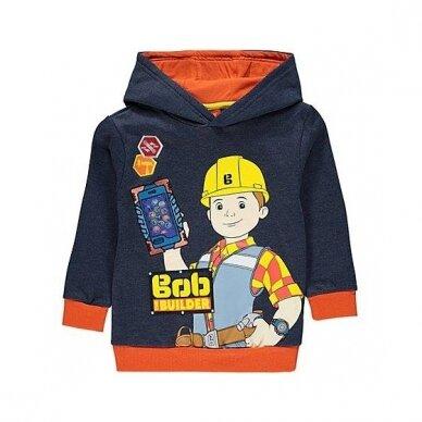 """Berniukiškas džemperis """"Statybininkas Bobas"""""""