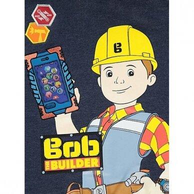 """Berniukiškas džemperis """"Statybininkas Bobas"""" 3"""