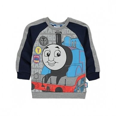 """Berniukiškas džemperis """"Thomas the Tank Engine"""""""