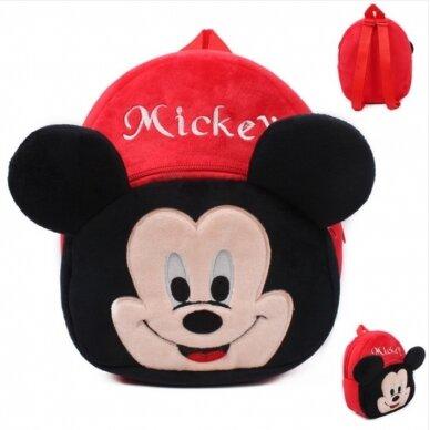 Darželinuko kuprinė Mickey