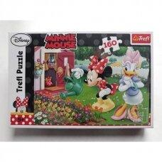 """Dėlionė """"Minnie Mouse"""", 160 dalių"""