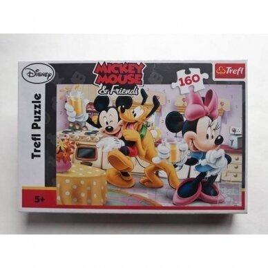 """Dėlionė """"Mickey Mouse"""", 160 dalių"""