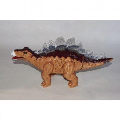 Dinozauras su elementais