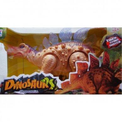 Dinozauras su elementais 2