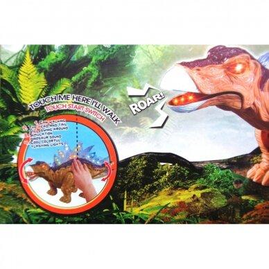 Dinozauras su elementais 3