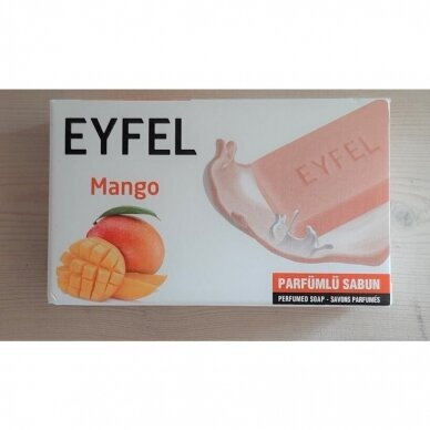 EYFEL parfumuotas mango muilas