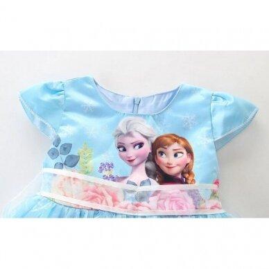 Frozen Elza suknelė 7