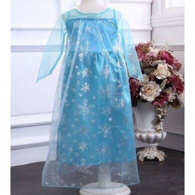 Frozen Elza suknelė 2