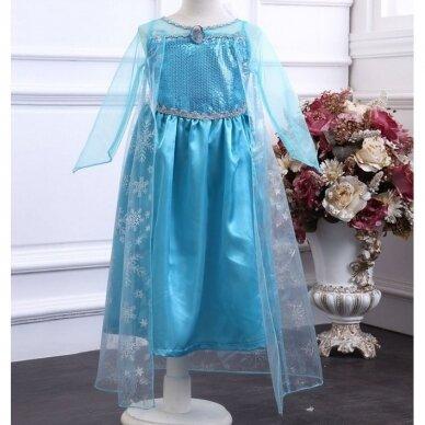 Frozen Elza suknelė