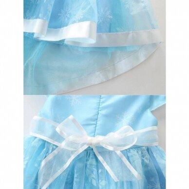Frozen Elza suknelė 4