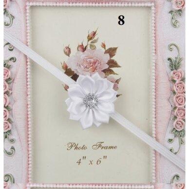 Galvos juostelė su gėlyte 2
