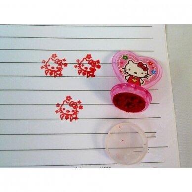 Hello Kitty antspaudukų rinkinys 2