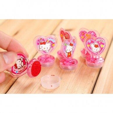 Hello Kitty antspaudukų rinkinys 3