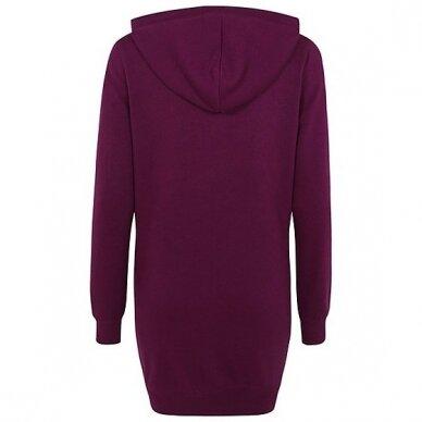 Ilgas moteriškas džemperis - tunika 2