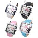 Keturkampiai Hello Kitty laikrodžiai