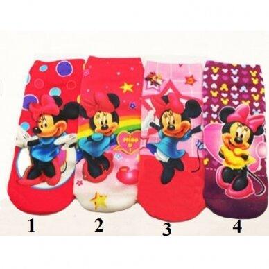 Kojinės Minnie Mouse