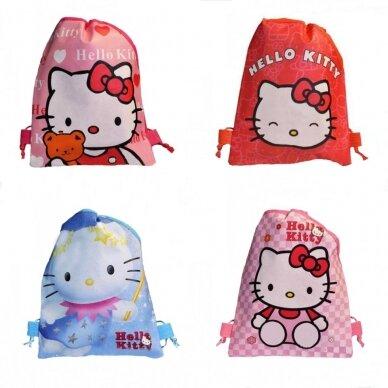 Kuprinė - rankinė Hello Kitty
