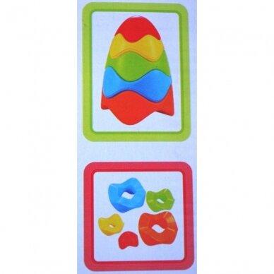 Lavinamasis žaidimas - piramidė 3