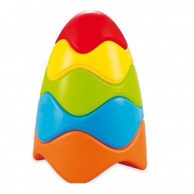 Lavinamasis žaidimas - piramidė
