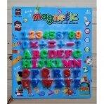 Magnetinės raidės ir skaičiai