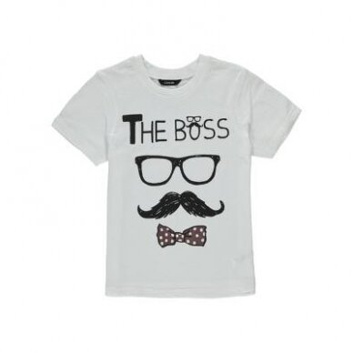 """Marškinėliai """"Bosas"""""""