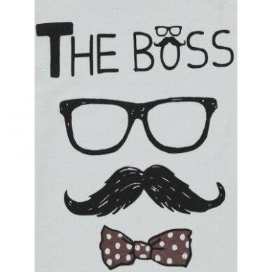 """Marškinėliai """"Bosas"""" 2"""