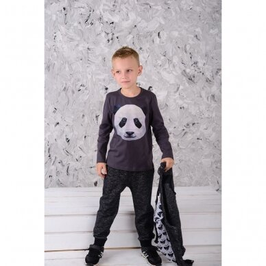 """Marškinėliai """"Panda"""" 2"""