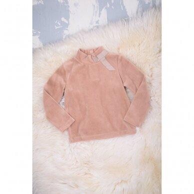 Marškinėliai (su kaklu, veliūriniai) 2