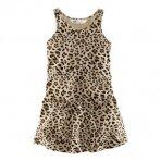 Mergaitiška vasarinė suknelė