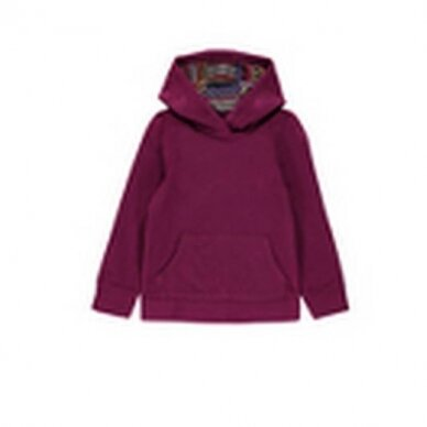 Mergaitiškas flysinis džemperis