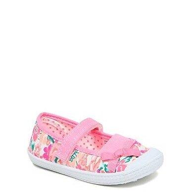 """Mergaitiški bateliai """"Gėlės"""""""