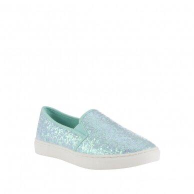 Mergaitiški blizgantys batai