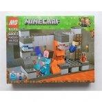 Minecraft konstruktorius, 180 dalių