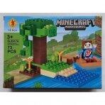 Minecraft konstruktorius, 73 detalės