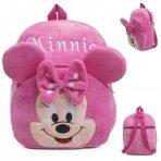 Minnie Mouse darželinuko rožinė kuprinė
