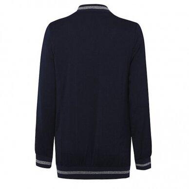 Moteriškas ilgas džemperis 2