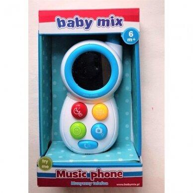 """Muzikinis žaislas """"Telefonas"""""""