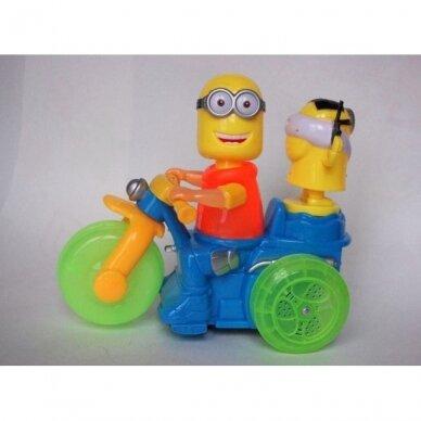 Pimpačkiukų motociklas