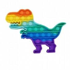 """Pop it antistresinis žaislas """"Dinozauras"""""""