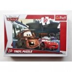 """Puzzle """"Cars"""", 30 dalių"""