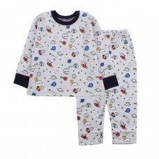 Šilta berniukiška pižama
