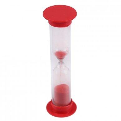 Smėlio laikrodis, 5 min.